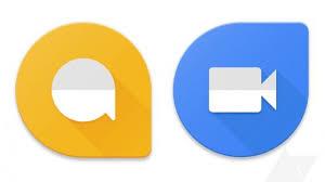 Google Allo e Google Duo