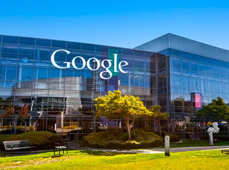 sede google mountain view