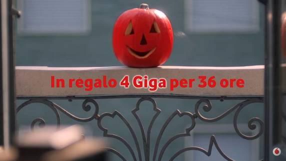 vodafone halloween