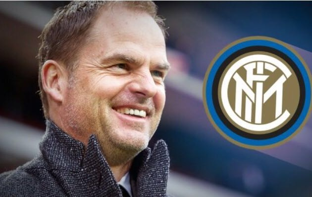 De Boer tecnico dell'Inter