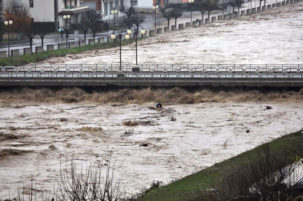 Alluvione Tanaro Liguria