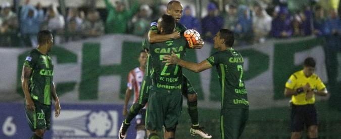 Chapecoense squadra brasiliana di calcio