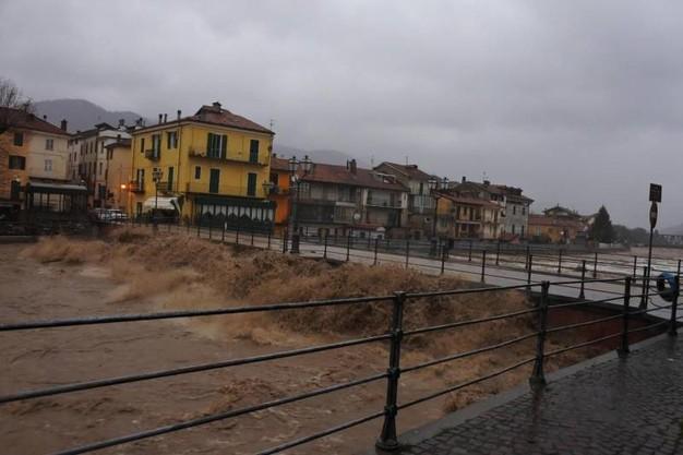 Alluvione Piemonte Liguria