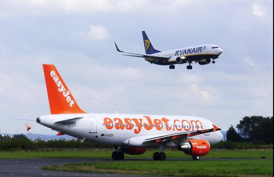 Black Friday voli Ryanair Easyjet