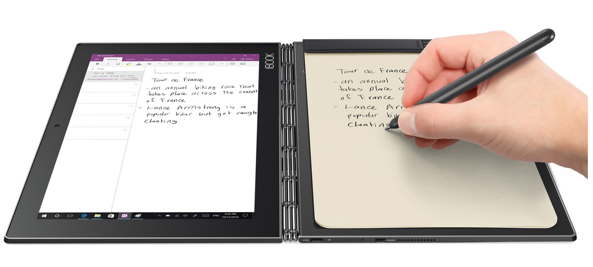 Lenovo Yoga Ebook