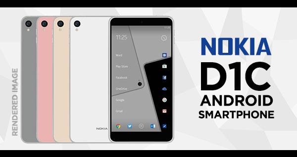 Nokia Smartphone D1C
