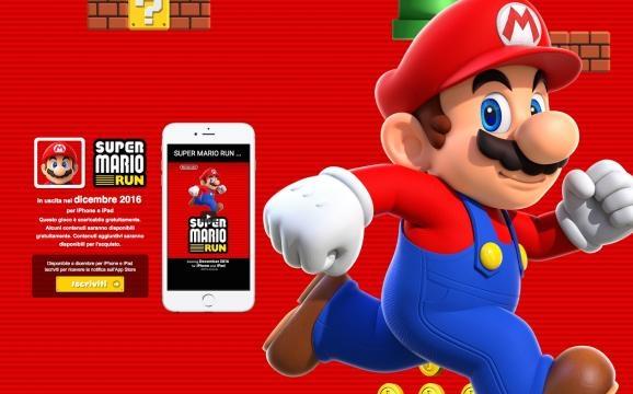Super Mario Run per iPhone e iPad