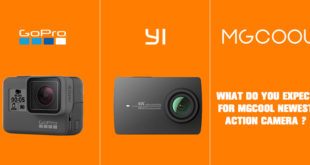 Nuova Action Cam per MGCOOL