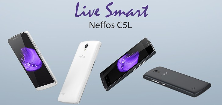TP-Link Neffos CL5