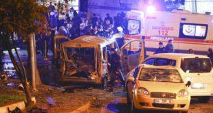Attentato a Istambul dopo la partita Besiktas- Bursaspor