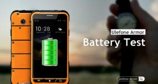 Ulfone Armor test batteria