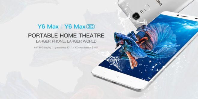 Dooge Y6 Max