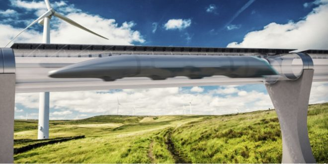 Hyperloop, un treno da 1100 Km/h!
