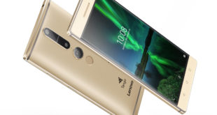 Lenovo Phab 2 Pro con Project Tango