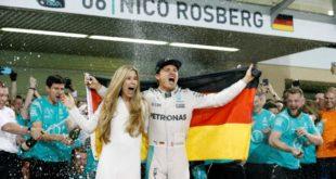 Nico Rosberg si ritira