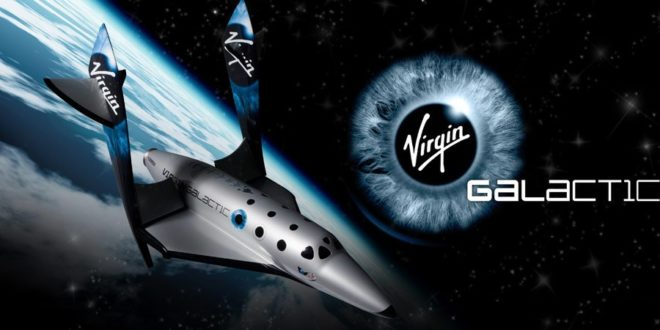 Virgin Galactic VSS Unity SpaceShipTwo