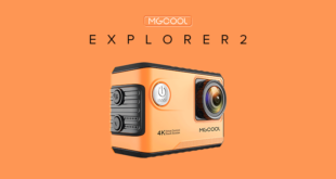 MGCOOL Explorer 2 Action Camera