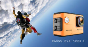 MGCOOL Explorer 2 funzione vocale