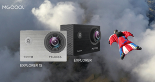 MGCOOL Explorer e Explorer 2 Action Camera