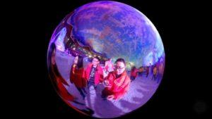MGCOOL Cam 360 foto esempio