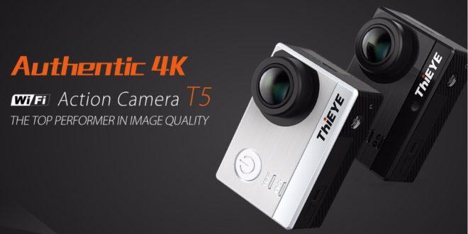 Action Camera ThiEYE T5e