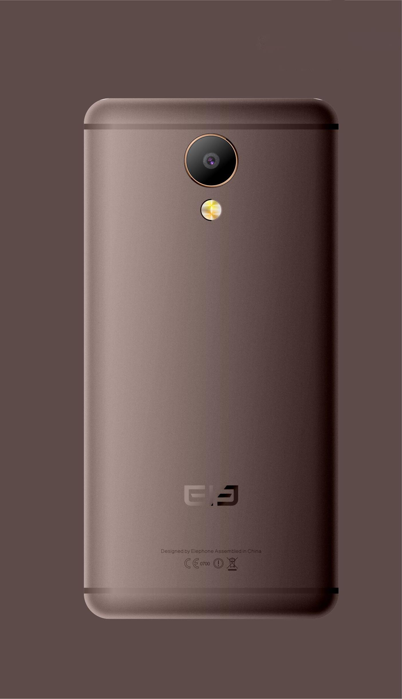 Elephone P25, nuova colorazione mocha gold