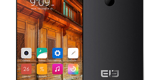 Elephone mette in offerta il suo Elephone P9000 su Amazon India