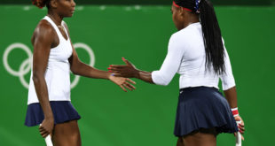 Finale Australian Open tra sorelle Williams