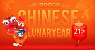 Offerte Gearbest Capodanno Cinese