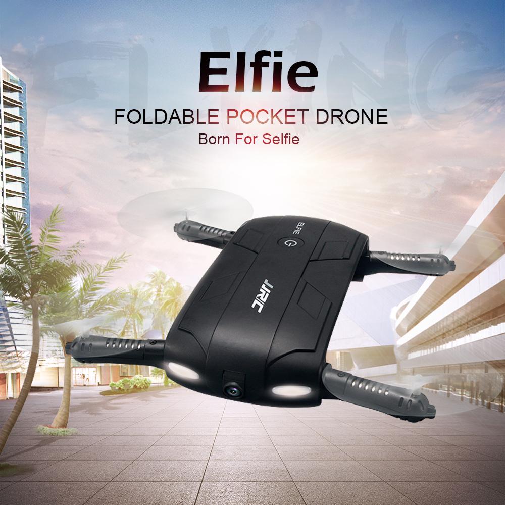 Mini Drone Portatile Elfie JJRC H37