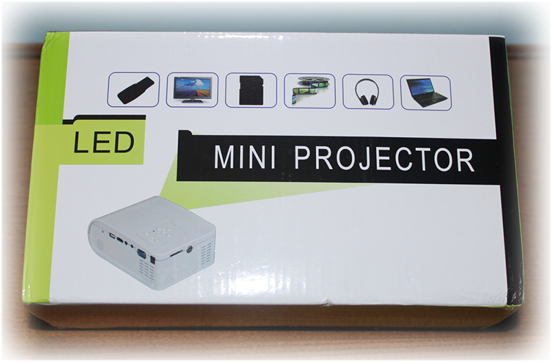 Mini proiettore led X6