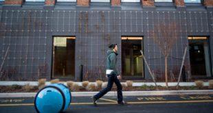 Piaggio Gita, il contenitore-robot che ci segue