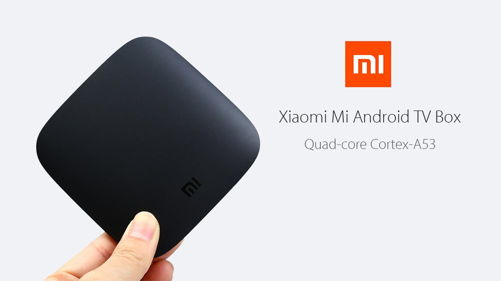 TV BOX Android Xiaomi