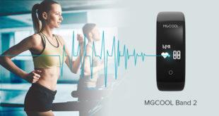 MGCOOL Band 2 fitness tracker, caratteristiche