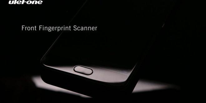 Ulefone Gemini lettore per le impronte digitali