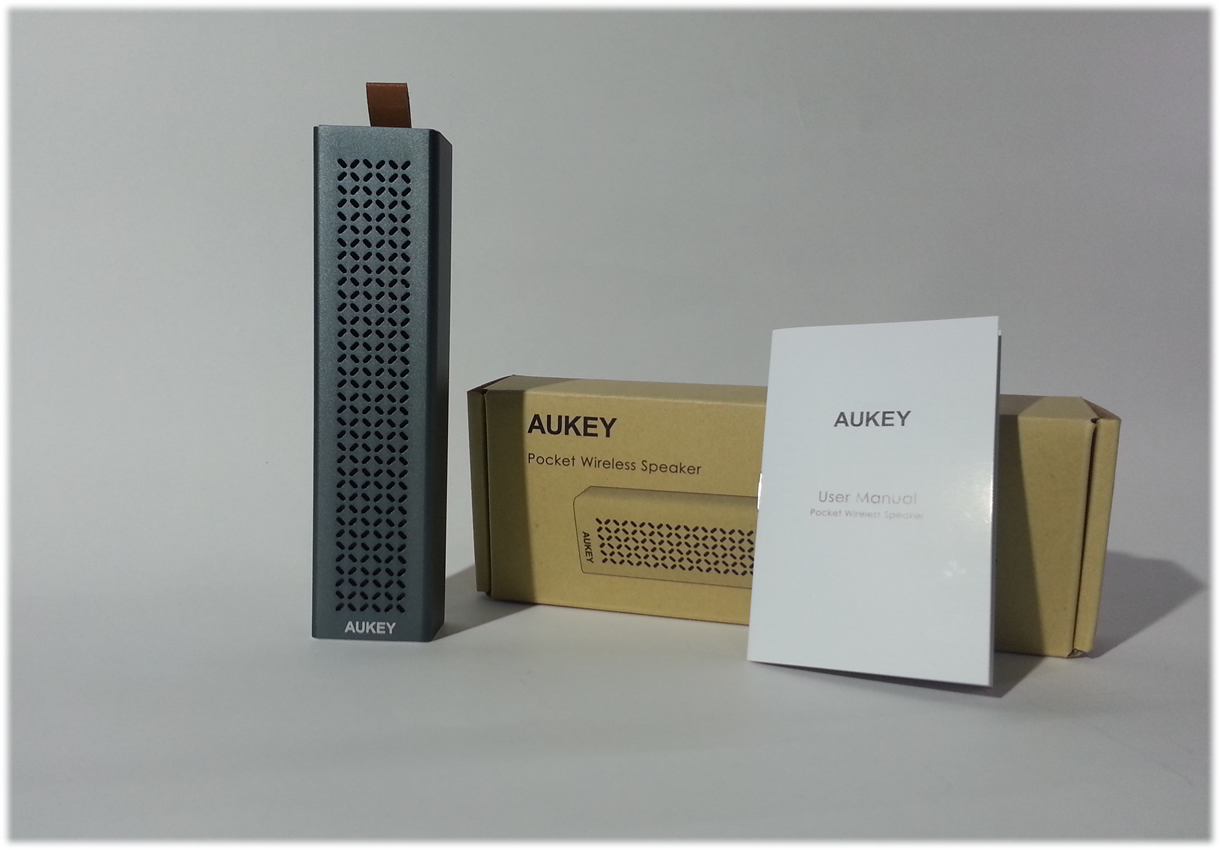 Speaker Aukey Bluetooth. La recensione ITA