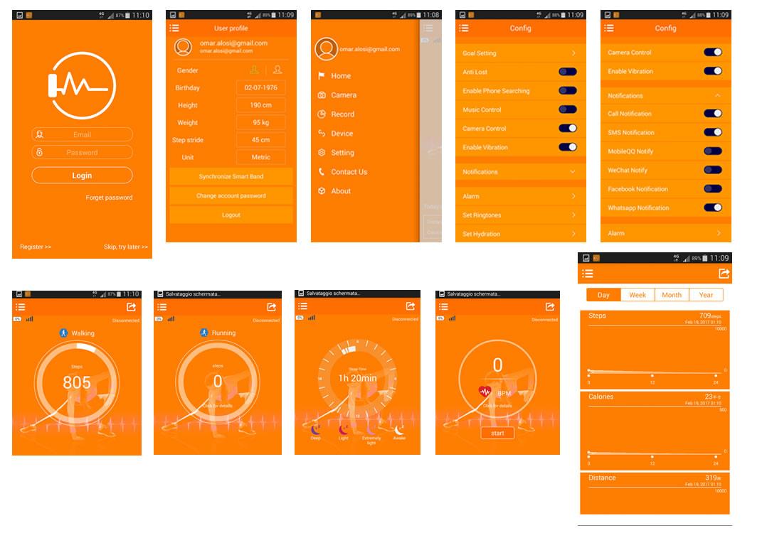 MGCOOL Band 2, la configurazione e la recensione ITA