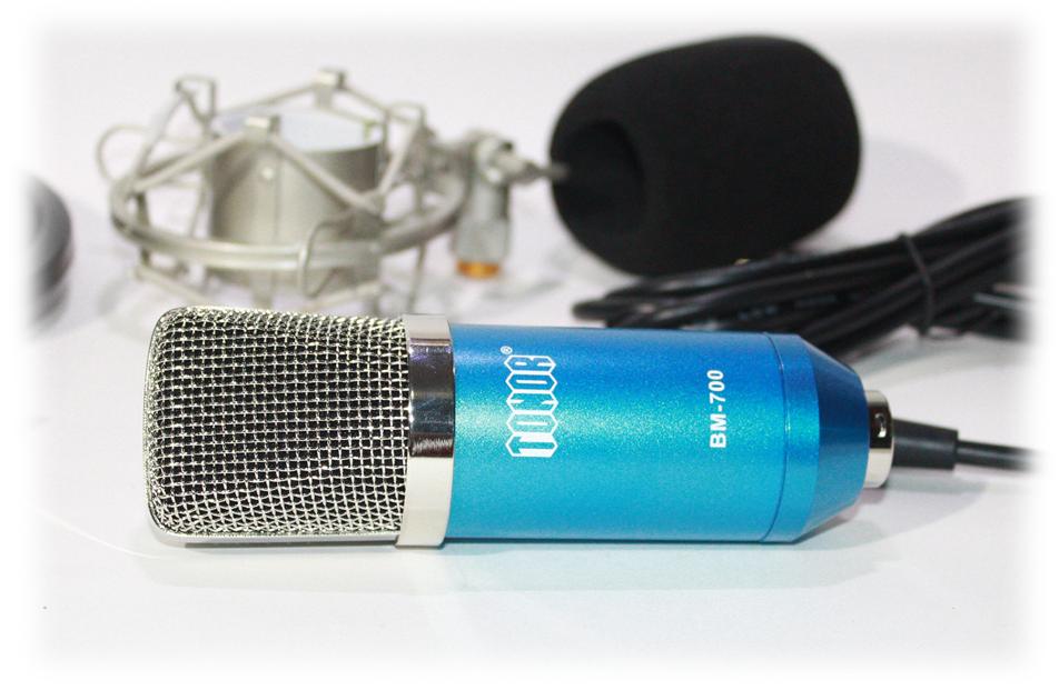 Recensione microfono a condensatore Tonor
