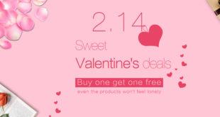 Promozioni San Valentino Elephone