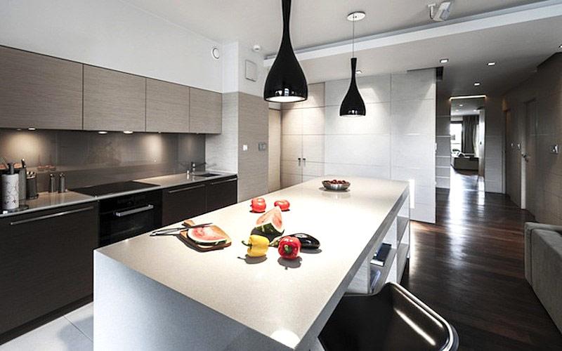 Come illuminare correttamente la cucina-Blognews24.com