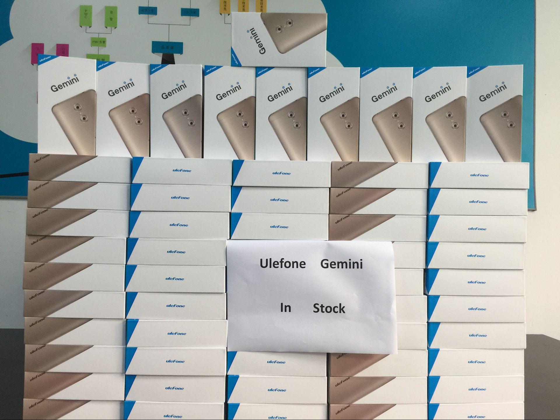 Ulefone Gemini in Stock