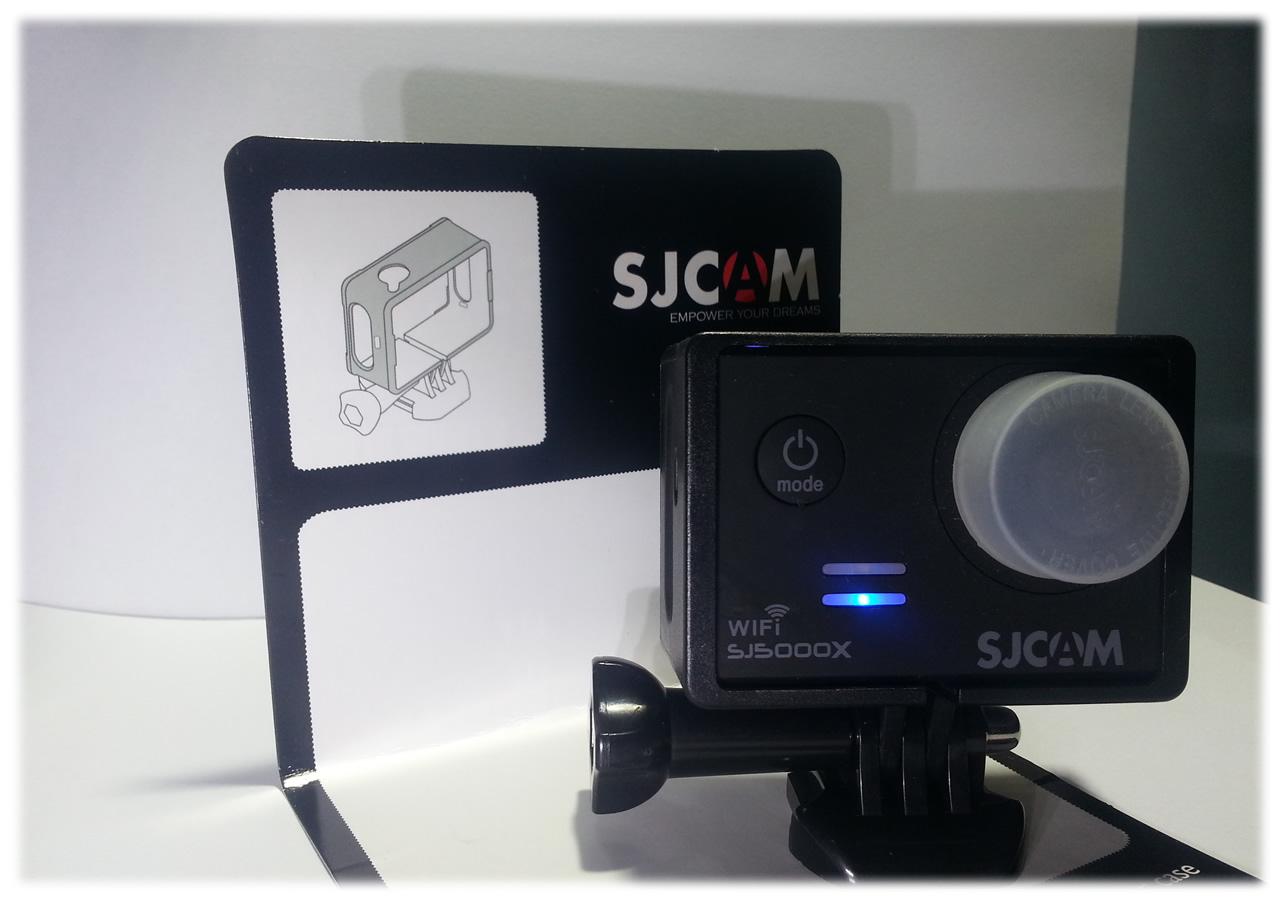 Frame o Bumper Case per SJCAM 5000 o 5000X .Recensione ITA
