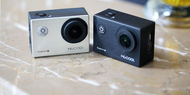 MGCOOL Explorer 1S, Action Cam