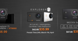 MGCOOL Explorer disponibile su coolicool