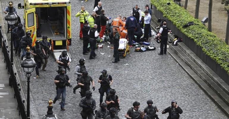 Attacco terroristico Londra