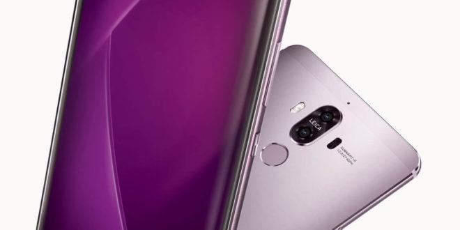 Huawei Mate 9 Pro in italia dal 20 marzo