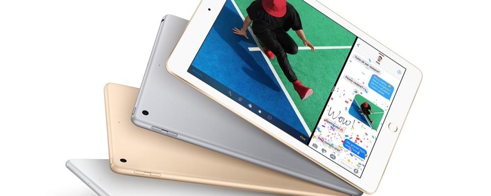 Apple presenta iPad da 9.7 pollici