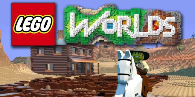 Lego World disponibile per PS4, Xbox e PC