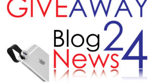 Giveaway blognews24 premi
