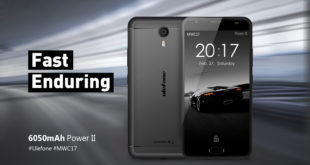Ulefone Power 2 al Mobile World Congress